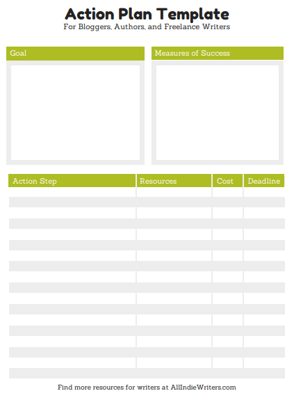 Business Planning Templates Poster Template