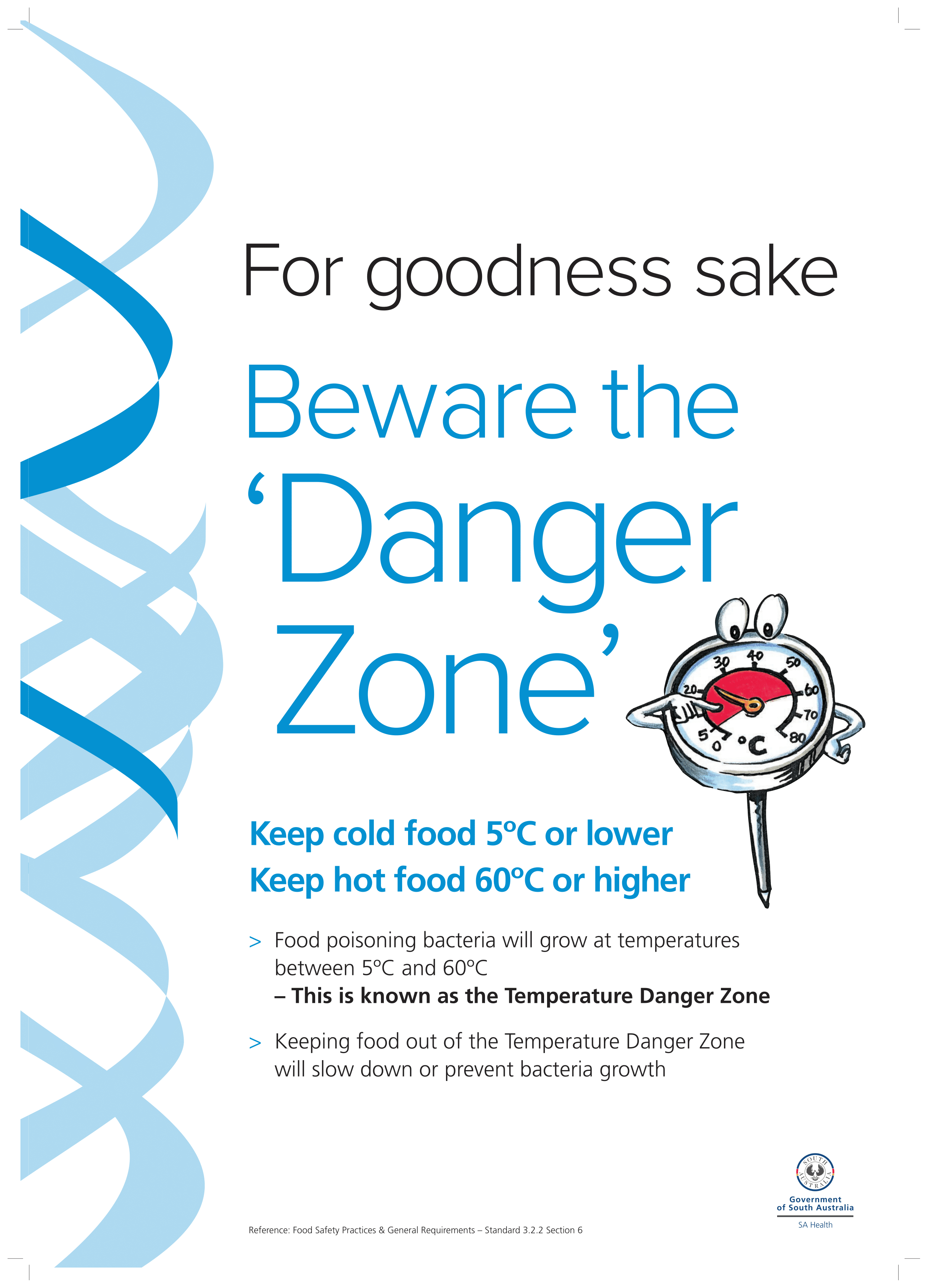 Food Safety Posters Poster Template