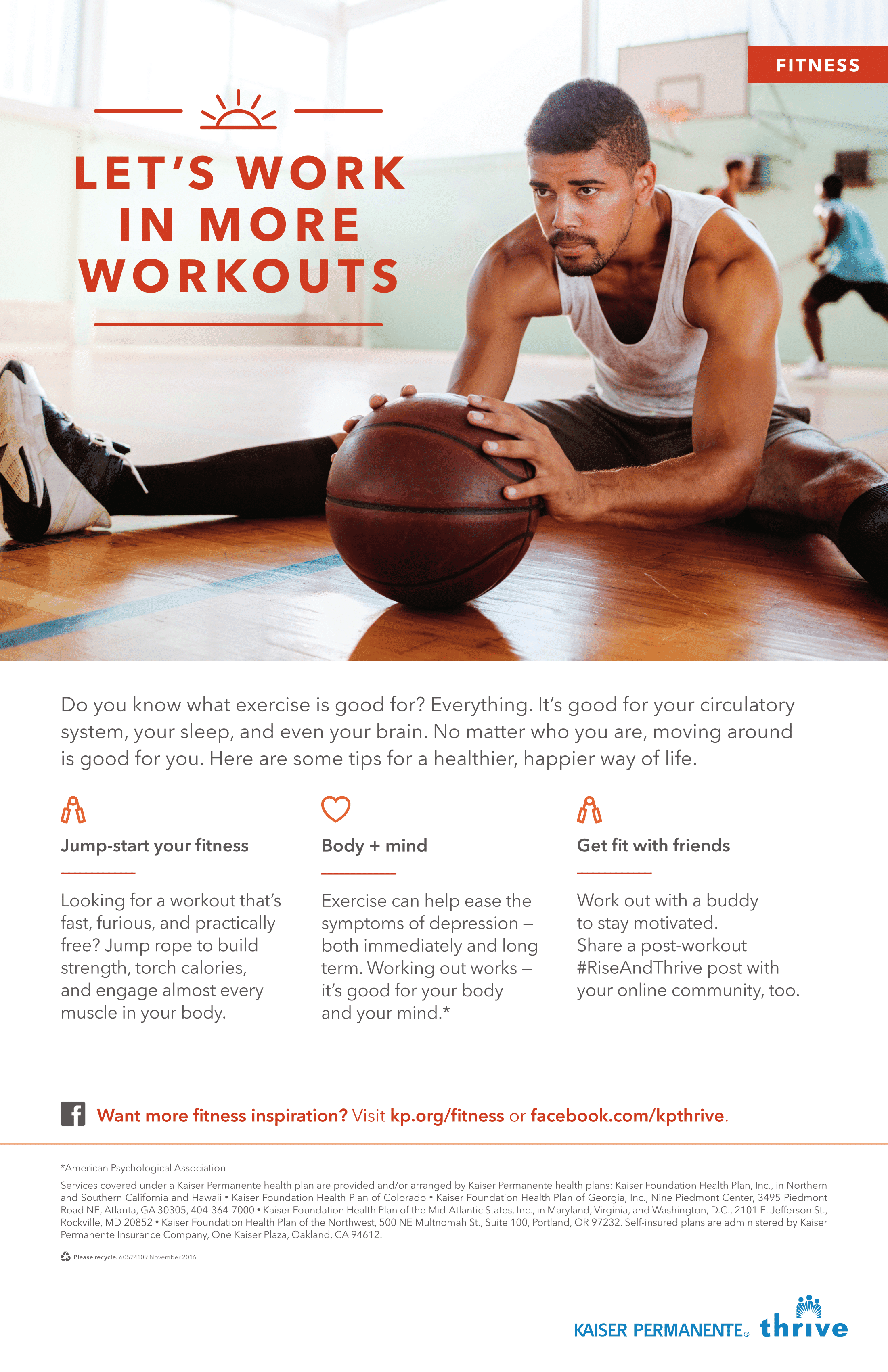 Gym Posters | Poster Template