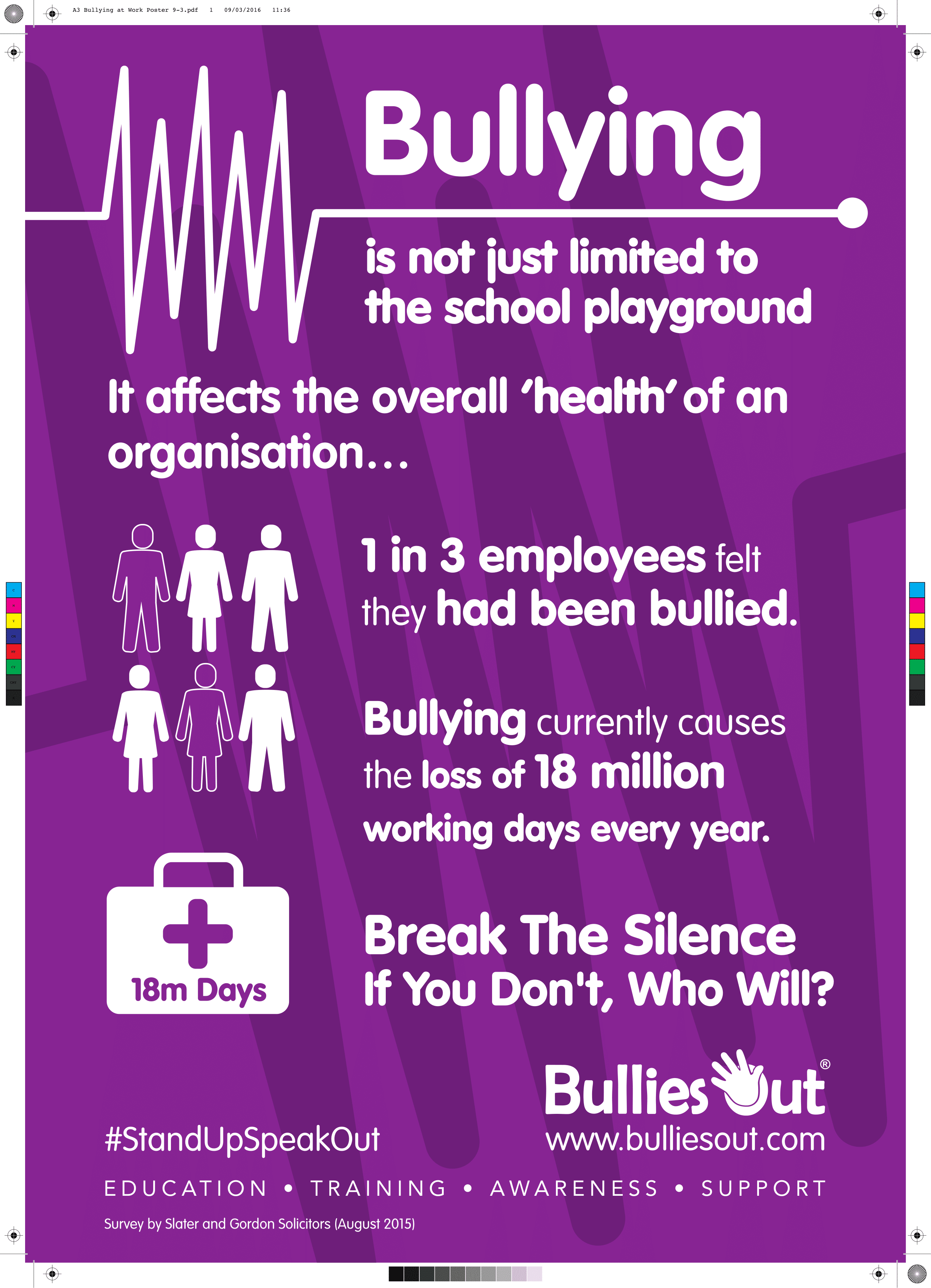 anti bullying posters