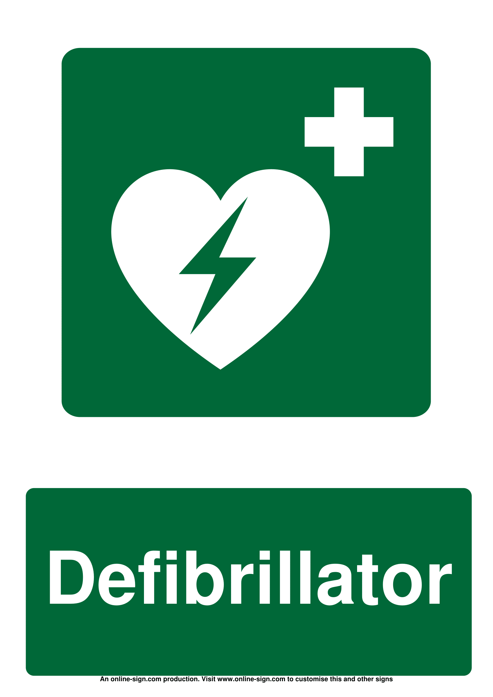 photograph relating to First Aid Sign Printable named To start with Guidance Indications Poster Template