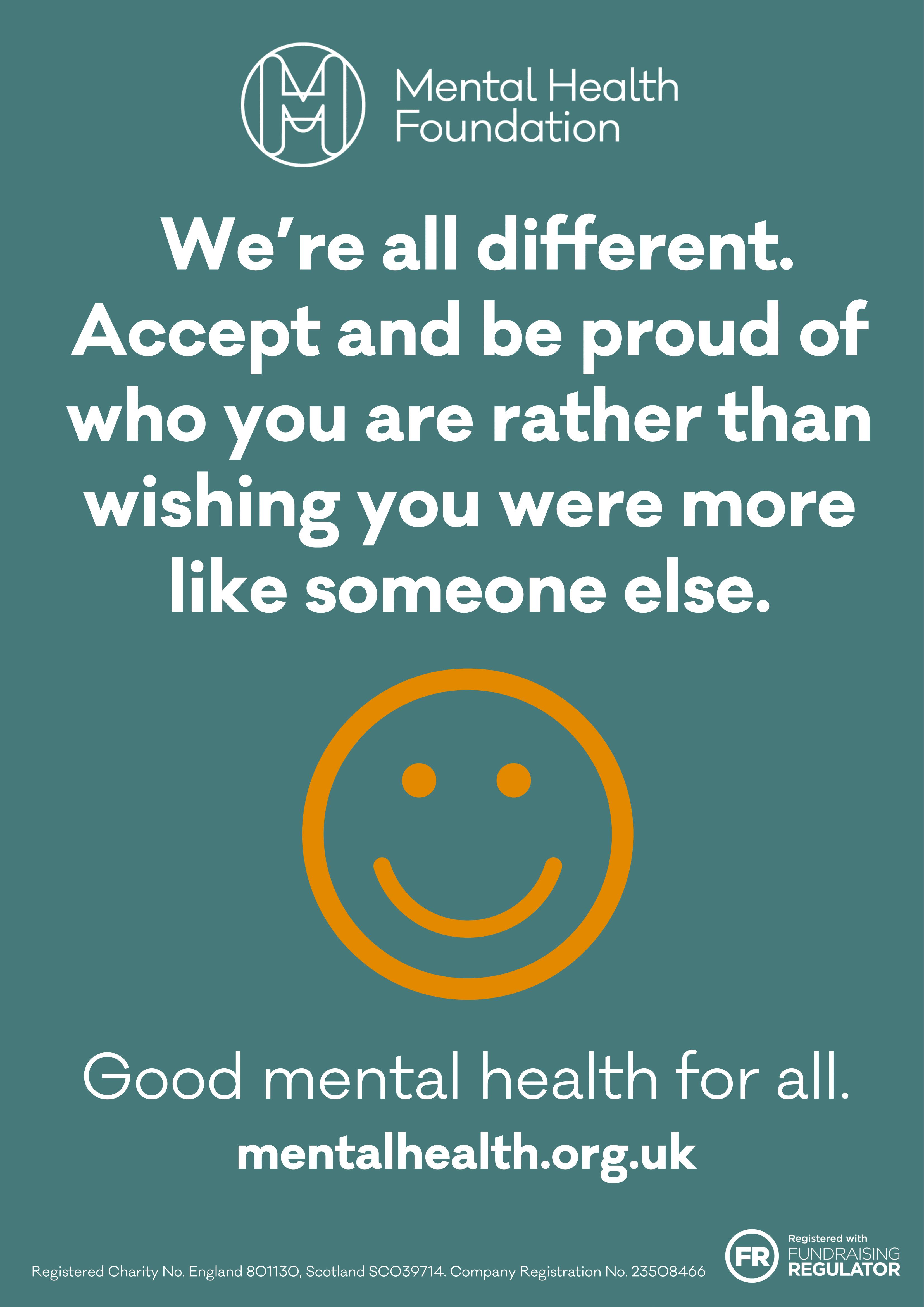 mental health awareness posters