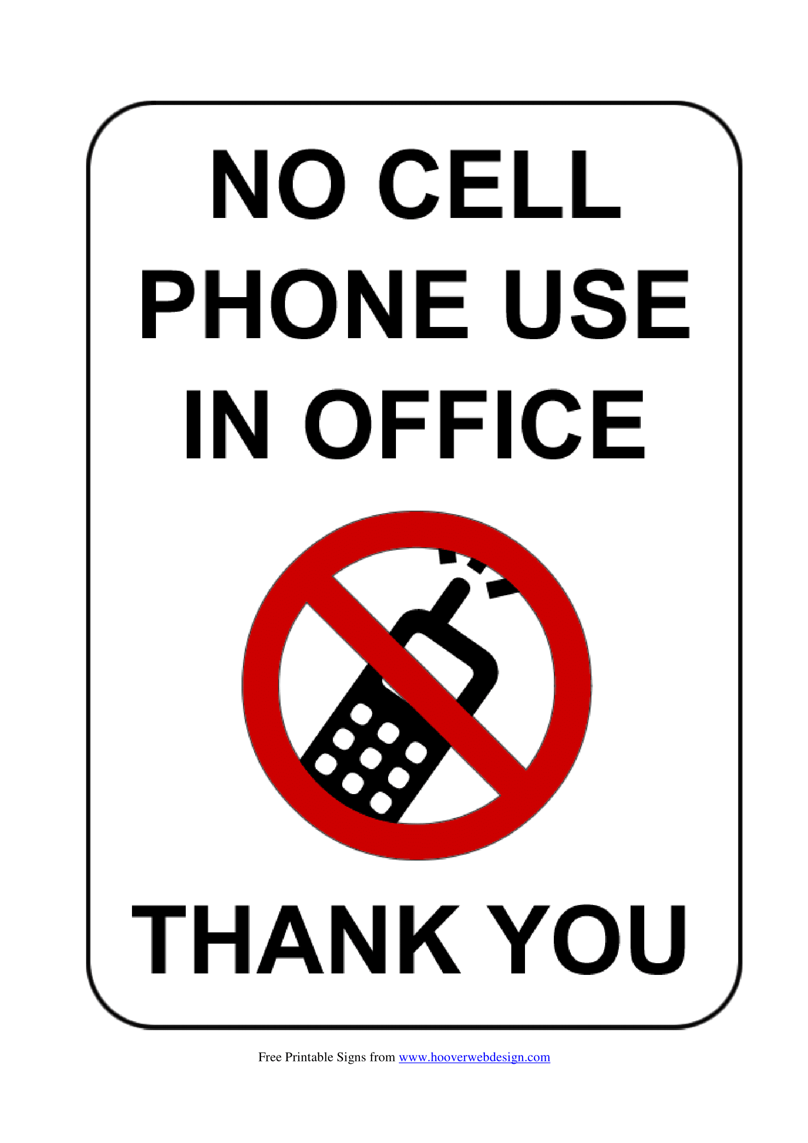 photograph regarding No Pets Allowed Sign Free Printable referred to as No Cellular Mobile phone Symptoms Poster Template